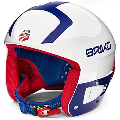 Briko Briko VULCANO FIS 6.8 - USSA WHITE BLUE RED
