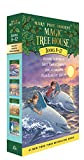 Magic Tree House Volumes 9-12 Boxed Set: Books 9-12