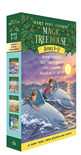The Magic Tree House 09-12: Books 9-12 por Mary Pope Osborne