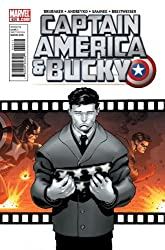 Captain America & Bucky Issue 620 Marvel Comics Group Seotember 2011 (reference2012DMAC9-079)