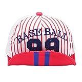 Nouveau-né Garçon Fille Casquette de Baseball 99 Imprimé Chapeau D'été Printemps Eté pour 3 Mois à 12 Mois