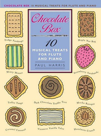 paul-harris-chocolate-box-10-musical-treats-for-flute-and-piano-fur-querflote-klavierbegleitung