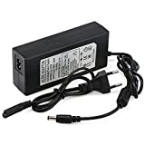 24V 5A DC Netzteil 120W Power Supply Adapter Eurostecker Stromversorgung für LED Strip Sicherheit Kamera LED-Leuchte, Switch LCD Monitor