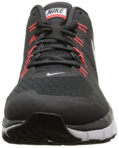 Nike Air Max Tr180 Herren Sport & Outdoorschuhe Schwarz / Weiß / Orange (Anthracite / White-Brght Crimson)