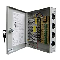 12V 20A Power Supply Box