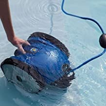 Robot limpiafondos eléctrico piscina Zodiac Vortex 1