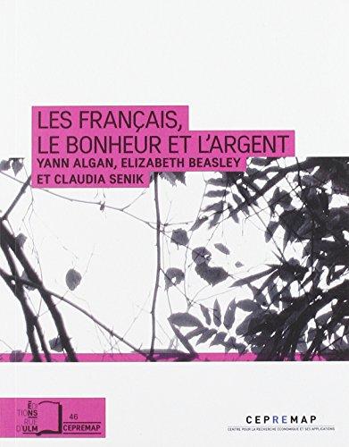 Les Français, le bonheur et l'argent par Collectif