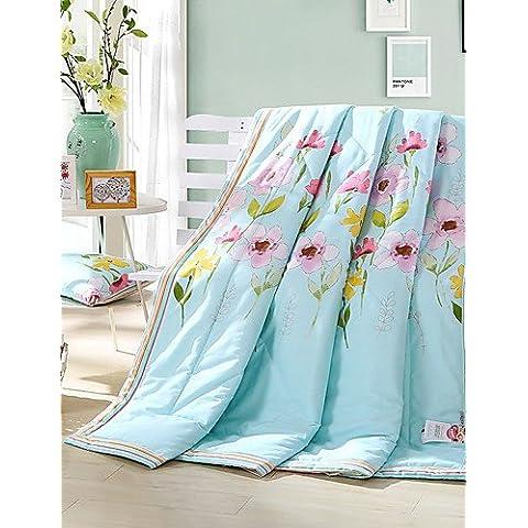 YangR*ben progettato reversibile e confortevole estate moda Quilt ,