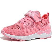 Unisex-Niños Zapatillas De Correr para Chico Zapatos De Deporte Niño y Niña Calzado Infantil