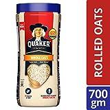 #10: Quaker Whole Oats, 700gm Jar