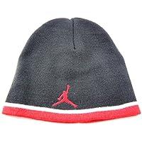 Nike Jordan Jumpman Knit - Gorro para niño (Talla 8 20) a8199d4965e