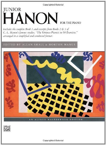 Junior Hanon (Alfred Masterwork Edition) (English Edition)
