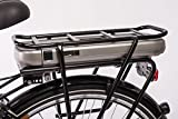 Telefunken E-Bike Damen Elektrofahrrad Alu, w...Vergleich