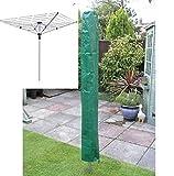 EFG Schutzhülle für rotierende Wäschespinne oder Sonnenschirm, für den Garten, wasserdicht