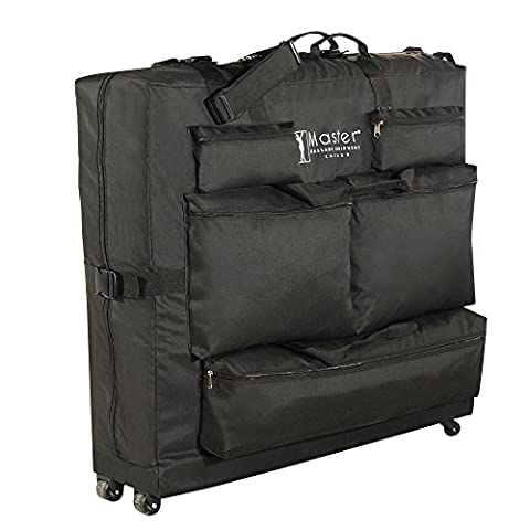 Master Massage Universal Wheeled Massage Table Carry Case,