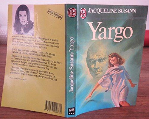 Yargo par Jacqueline Susann