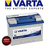 Batería de coche Varta E11 Blue Dynamic 74 Ah