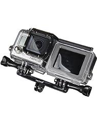 Mantona 21051 Double Befestigungsadpter für GoPro Hero