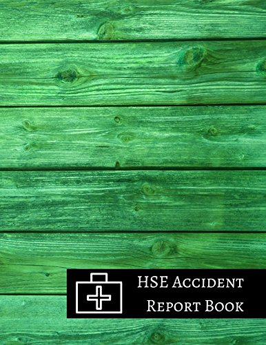 HSE Accident Report Book