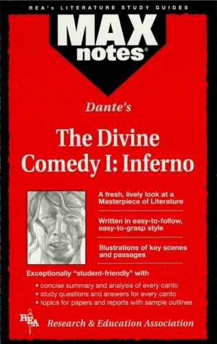 Divine Comedy I: Inferno, The (MAXNotes Literature Guides): 1