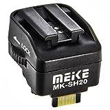 Blitzschuh Adapter von Sony Alpha Blitz auf Sony NEX 3 NEX 5 - Meike MK-SH20