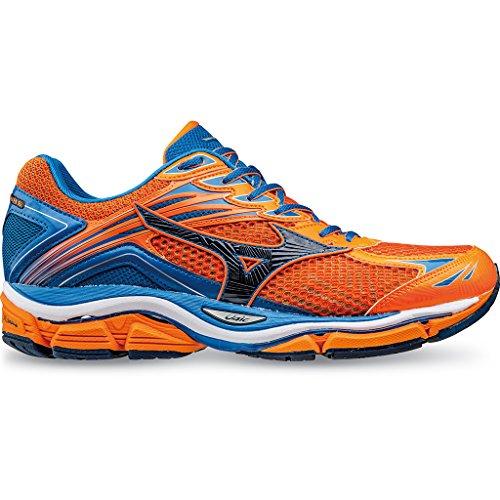 Mizuno Wave Enigma, chaussures de course homme ORANGE