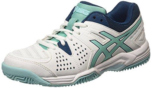 ASICS - Gel-padel Pro 3 Sg, Zapatillas de Tenis Mujer, Blanco (white/p