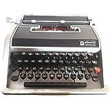 Máquina de escribir Olivetti Lettera DL-Ref.7