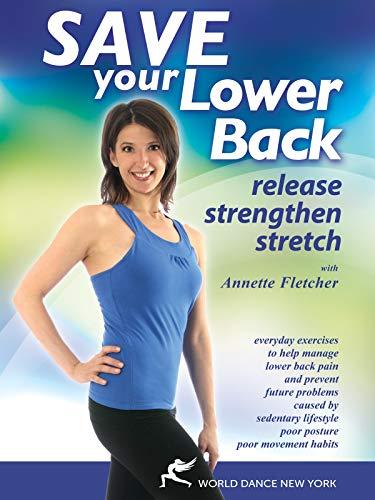 Sparen Sie Ihren unteren Rücken! Mit Annette Fletcher kannst du loslassen, stärken und dehnen [OV]