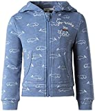 Noppies Jungen Strickjacke B Cardigan Sweat Ls Enid Aop, Blau (French Blue C153), 110