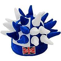 SJB-mz Copa Mundial De Fútbol Inglaterra Club Ktv Fans Carnival Hedgehog Hat