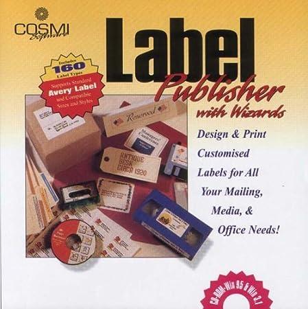 Label Publisher