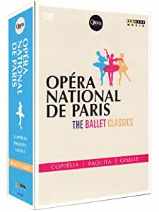 Opera National de Paris - The Ballet Classics [3 DVDs]