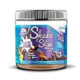 FORZA Shake It Slim – Substitut de repas minceur sous forme de boisson protéinée – Shake minceur double chocolat 350 g