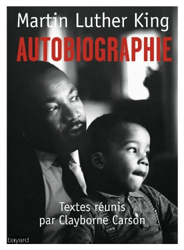 Autobiographie de Martin Luther King (19 mars 2015) Broché
