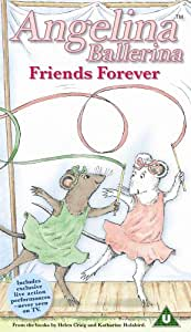 Angelina Ballerina: Friends Forever [DVD] [2002]