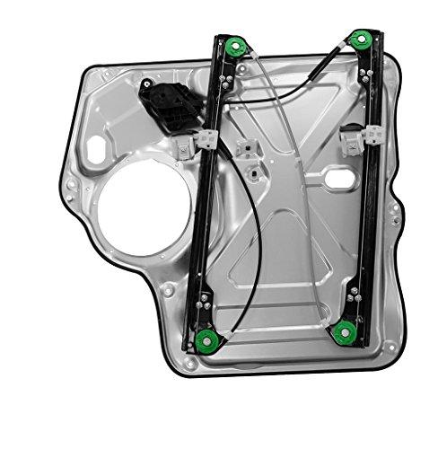 AP DISTRIBUTION - Mechanismus Fensterheber vorn links für VW Volkswagen Transporter T5mit Panel und ohne Motor