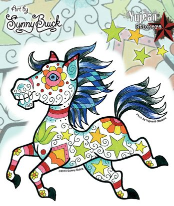 sunny-buick-adorable-tattoo-candy-horse-sticker-5-x-5-weather-resistant-long-lasting-for-any-surface