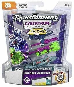 Hasbro Transformers Cybertron Scout Giant Planet Mini-con Team