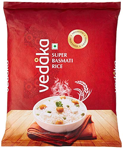 Vedaka Super Basmati Rice, 1 kg