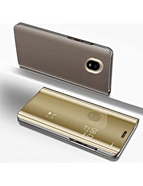Funda Samsung Galaxy J7 2017(J730) versión europea,Saincat 360 Grados Cobertura Completa Para Ambas Caras Carcasa...