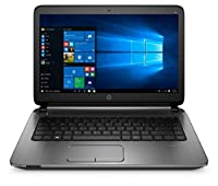 HP Probook 445 G2 Notebook PC 14-inch Laptop (AMD A8-7100/4GB/500GB/Windows 8.1 Pro Downgradable to Win 7 Pro) 3 Years Warranty
