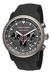 Idea Regalo - Porsche Design P '6612grigio titanio e alluminio quadrante orologio da uomo 6612.14.50.1139cruscotto