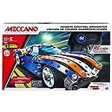Meccano - 6037620 - Jeu de Construction - Speedster Radiocommandé