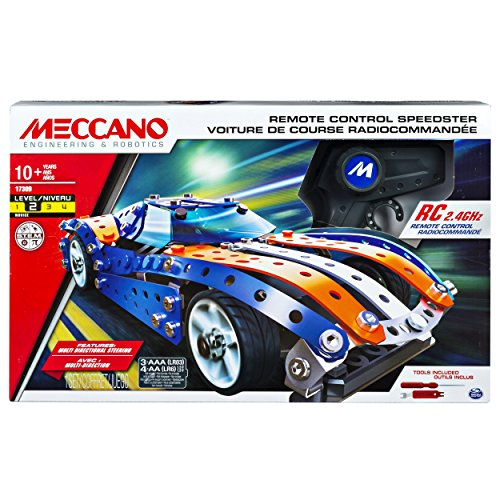 MECCANO- Sports Car RC, 6037620