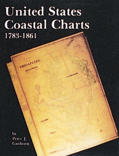 United States Coastal Charts, 1738-1861 (Vereinigte Staaten-map-kunst)
