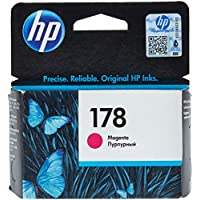 HP 178 Magenta Original Ink Advantage Cartridge - CB319HE