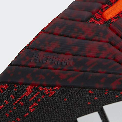 adidas Herren Predator Pro Torwarthandschuhe, Active Red/Black/Solar Red, 9.5