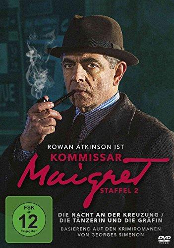 Kommissar Maigret - Staffel 2: Die Nacht an der Kreuzung / Die Tänzerin und die Gräfin