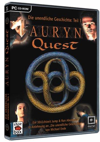 Preisvergleich Produktbild Die unendliche Geschichte: Auryn Quest